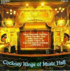 Various-Artists-Cockney-Kings-of-the-Music-Hall-CD-1995