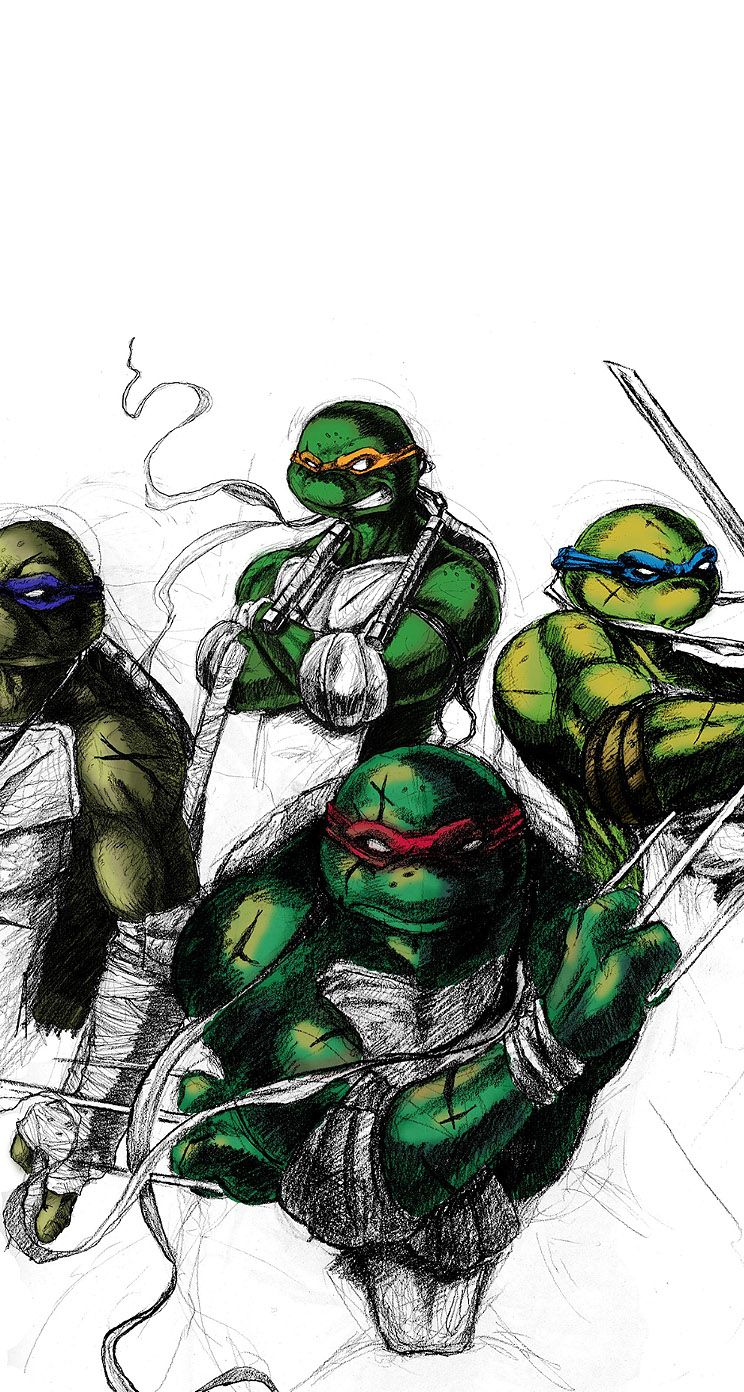 Upcoming Movie Teenage Mutant Ninja Turtles Tmnt Ninja Turtles Iphone Wallpaper Mobile9 Tmnt Wallpaper Turtle Turtle Wallpaper