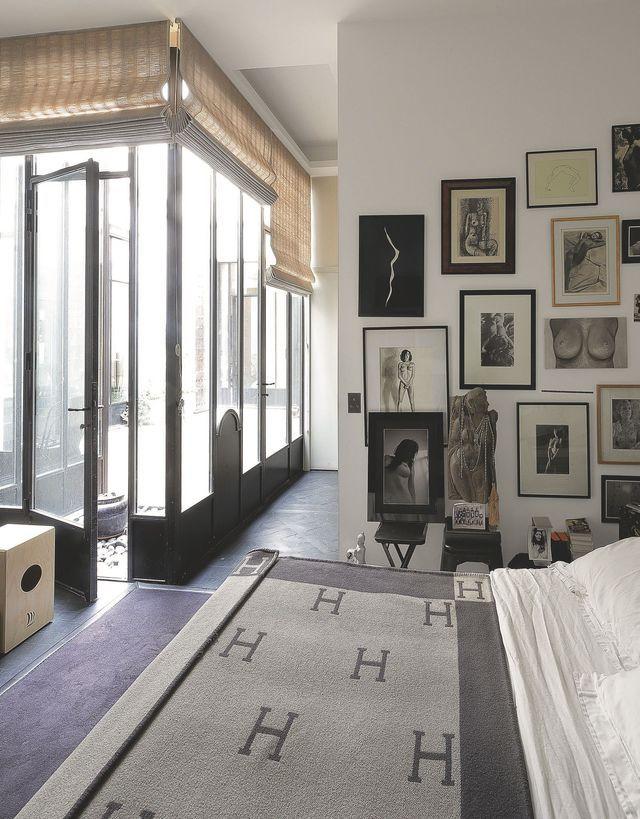 Appartement original à Paris décoré par une artiste Côté maison
