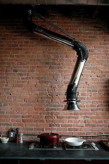 The Industrial Interior Design What You Should Know About It Kitchen Extractor Industrial Kitchen Kitchen Ventilation