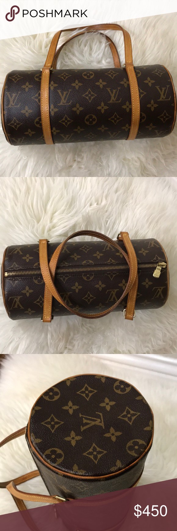 a03c573722a2 Louis Vuitton Papillon PRe owned Louis Vuitton Papillon 26. very good used  condition. Showing normal wear but nothing major.. clean inside and out.