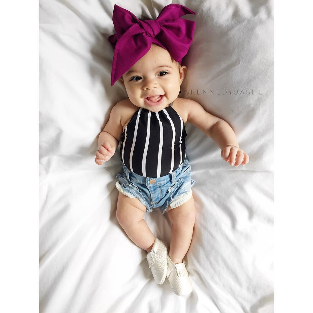 Cute Baby Clothes For Girls Swag