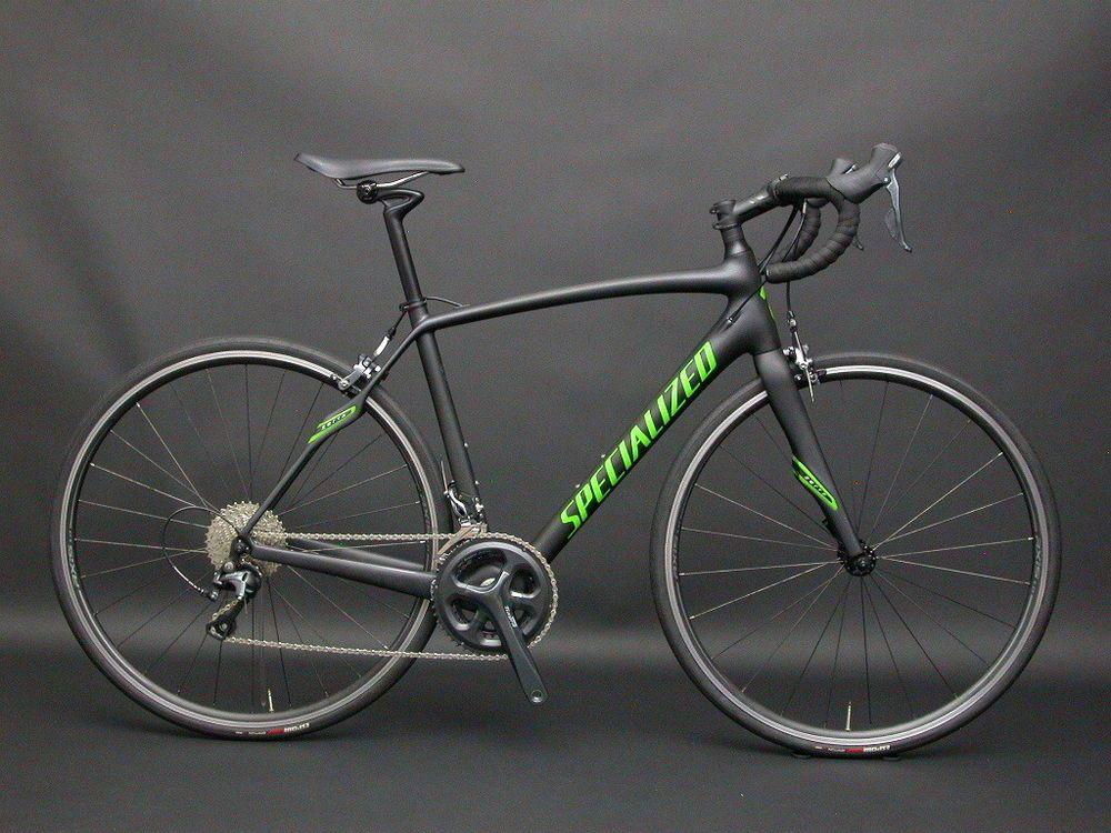 2016 Specialized Roubaix SL4 Carbon Fiber Road Bike 54cm