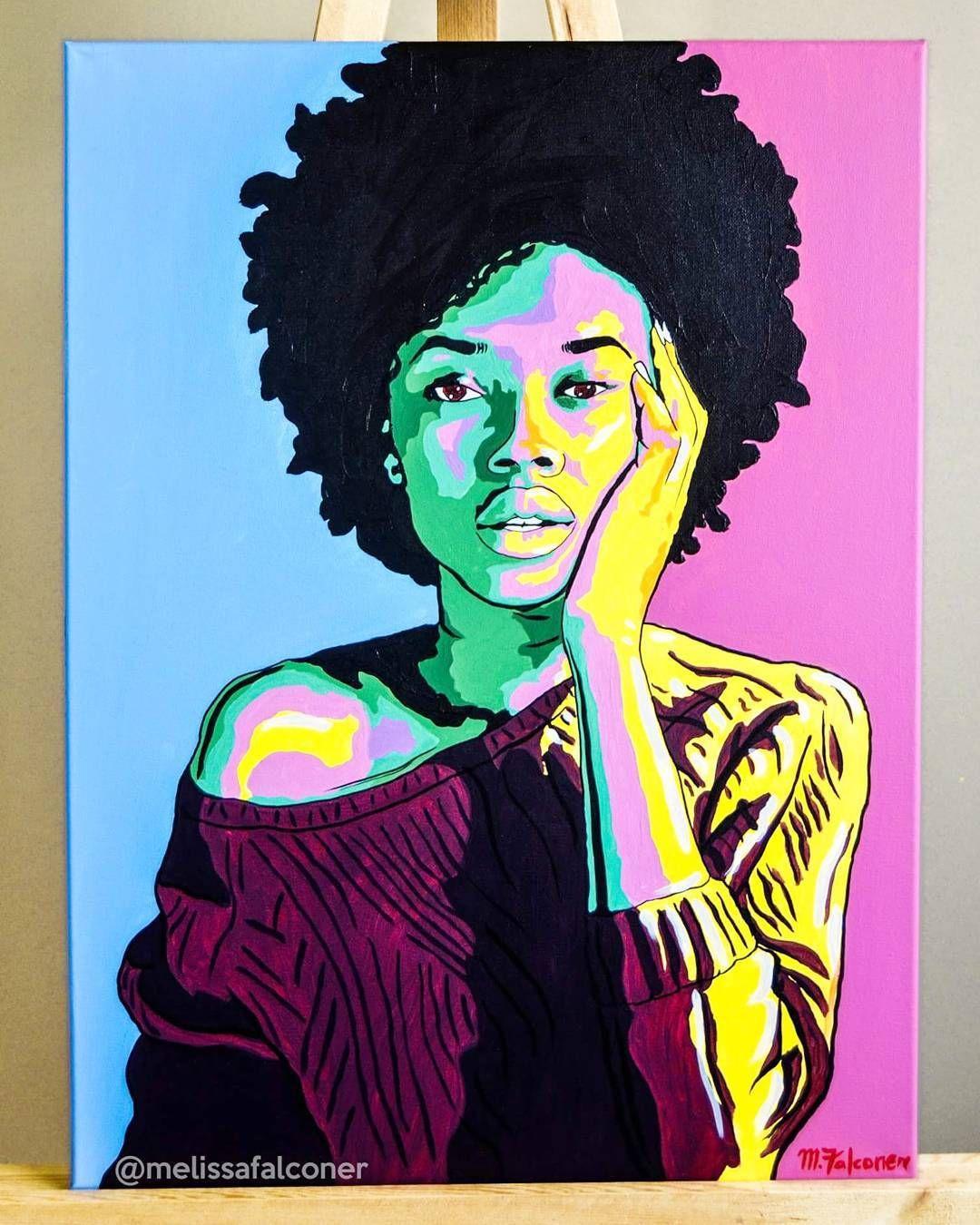 Black Women Art! — Find the artist on instagram