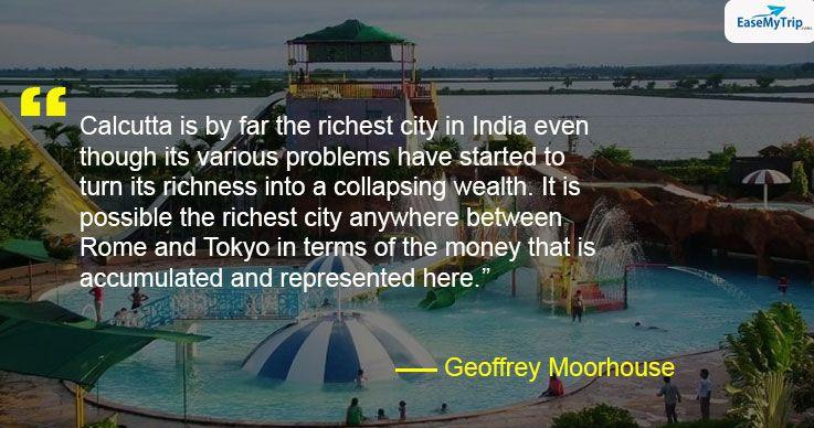 Explore the Beautiful Kolkata City through Quotes in 2020 ...
