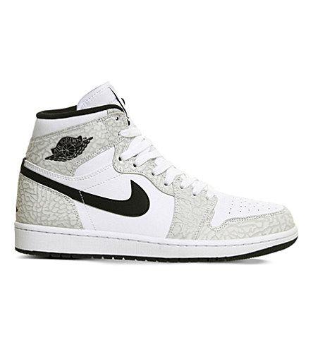 Nike Air Jordan 1 Og Canvas High-top
