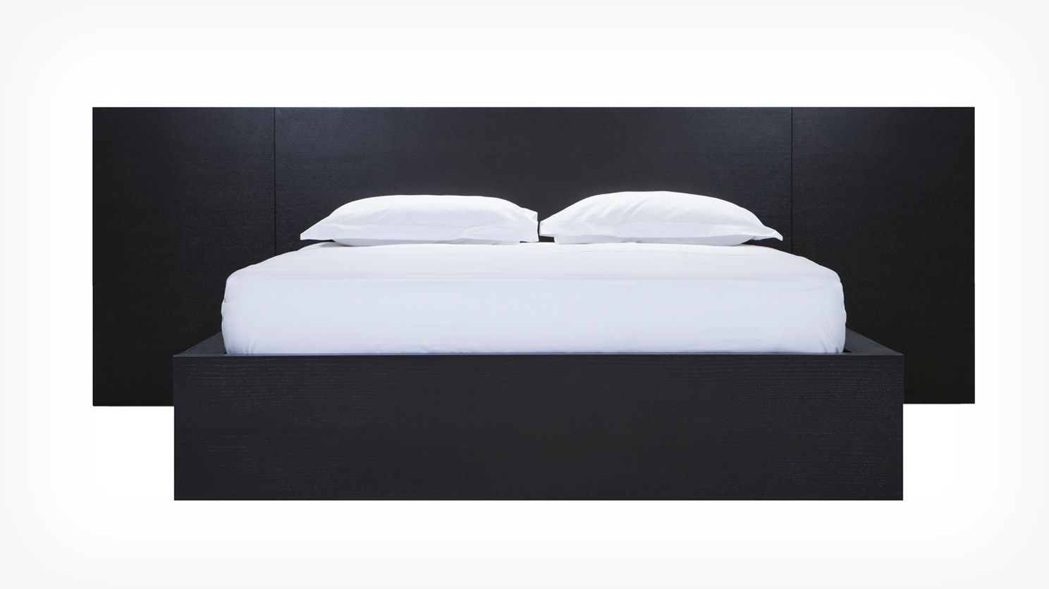 Boom Bed Eq3 Simple Bed Contemporary Bedroom Furniture Queen