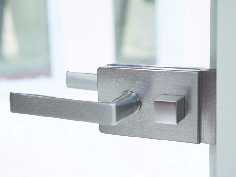 Magnetic Metal Glass Door Lock Magnetic Lock By Nuova Oxidal Glass Door Lock Glass Door Magnetic Lock