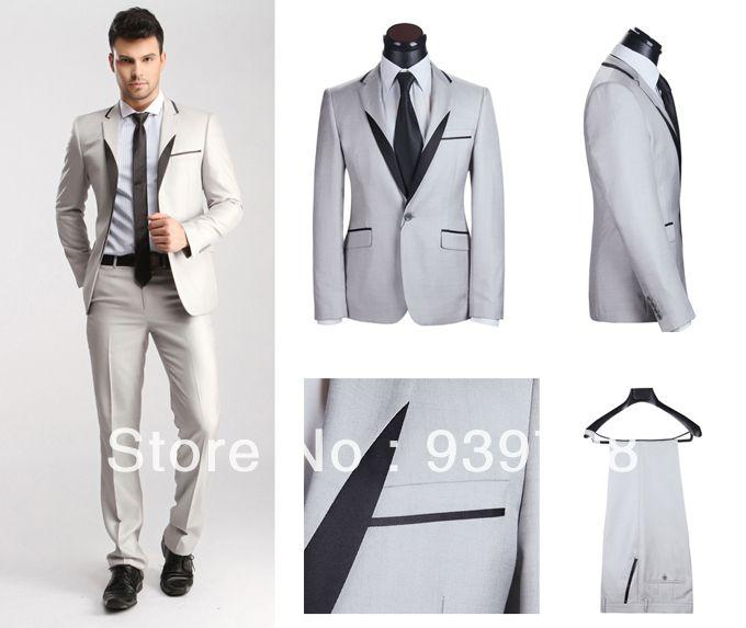 Online Get Cheap Mens Tuxedo Styles - | Weddings! | Pinterest ...
