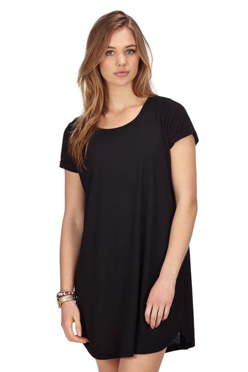 f116b360d05a3 Cotton On Tee Shirt Dress - DREAMWORKS