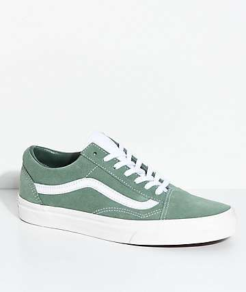 b1fbf7985eb95f Vans Old Skool Sea Spray Retro Sport Skate Shoes