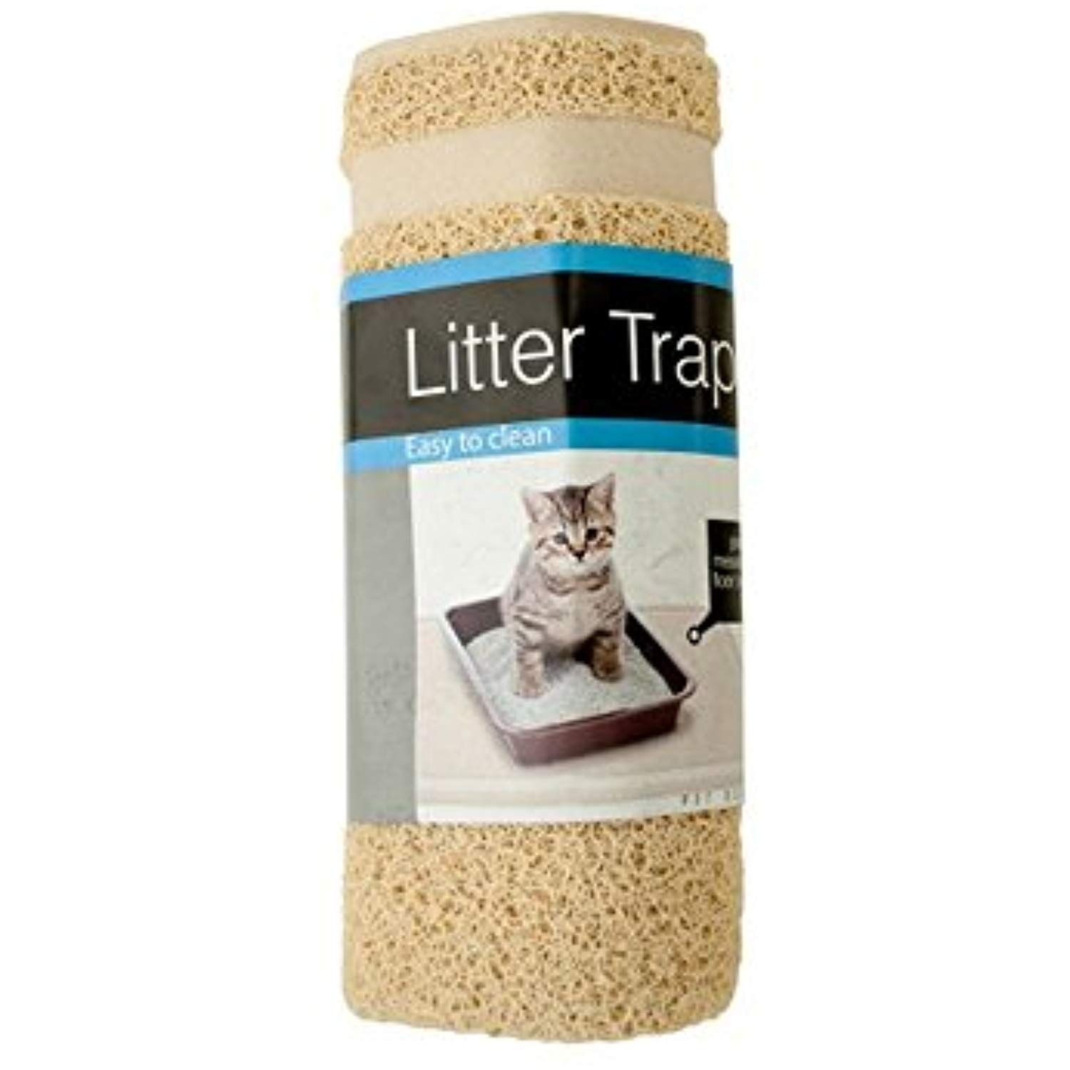 bulk buys Indoor Cat Easy To Clean Litter Trap Mat