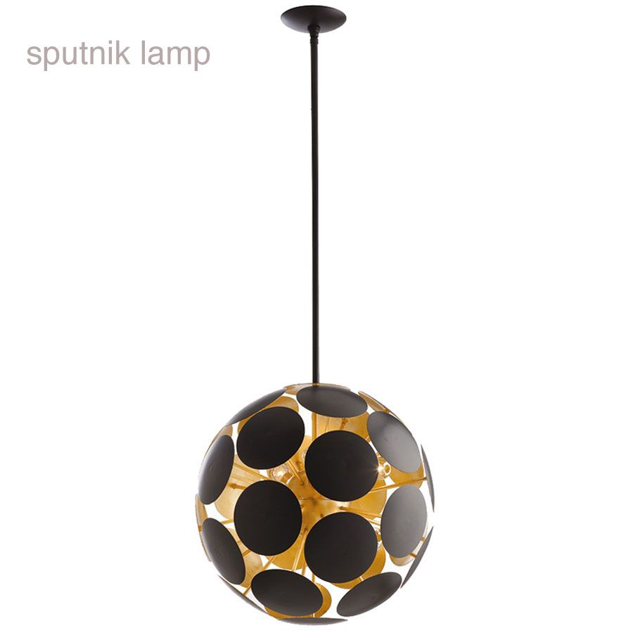 Beau A Stylish Variation On The Classic Mid Century Modern Sputnik Light  Chandeliers. Http: