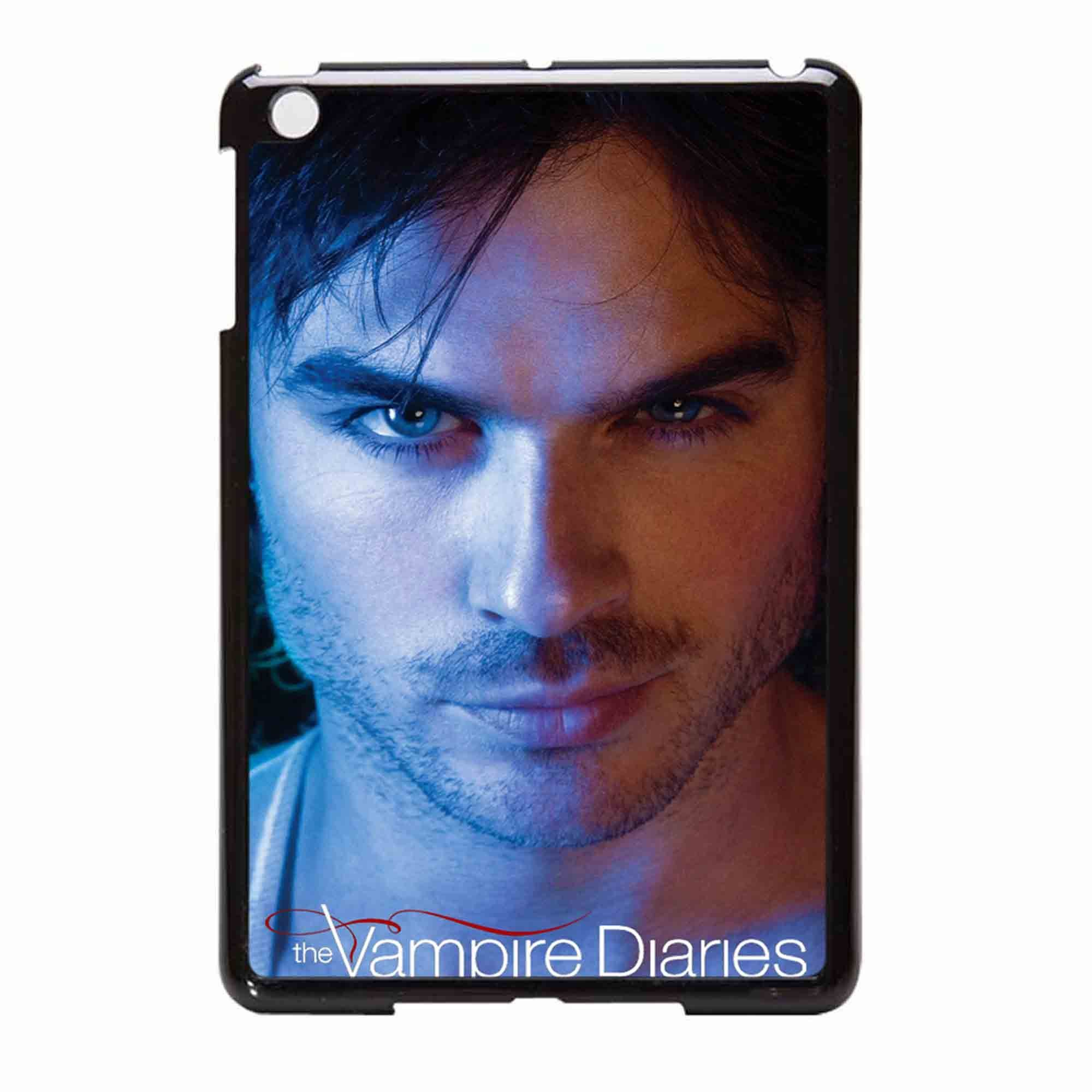 Salvatore on the vampire diaries he was pictures to pin on pinterest - Hot Damon Salvatore The Vampire Diaries Ipad Mini Case