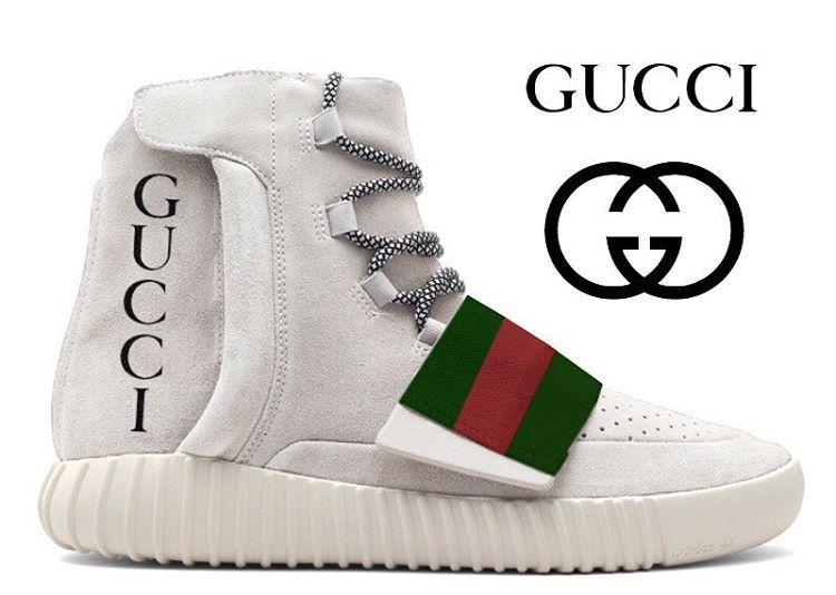 ea8ea59a5 Yeezy 750 Boost x Gucci ------------------------------------  shoes   sneakers  nike  adidas  sneakerhead  igsneakercommunity  jordan  newbalance  ...