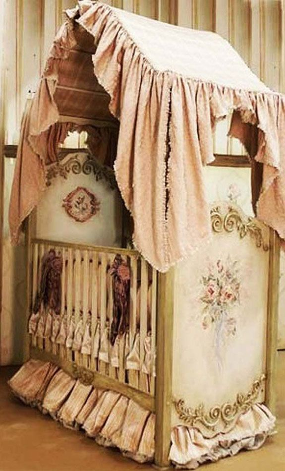Beau Top 3 Most Expensive Baby Cribs In The World. Crib Whimsical Coach: The  Price Of This Beautiful Crib Is $65,000.