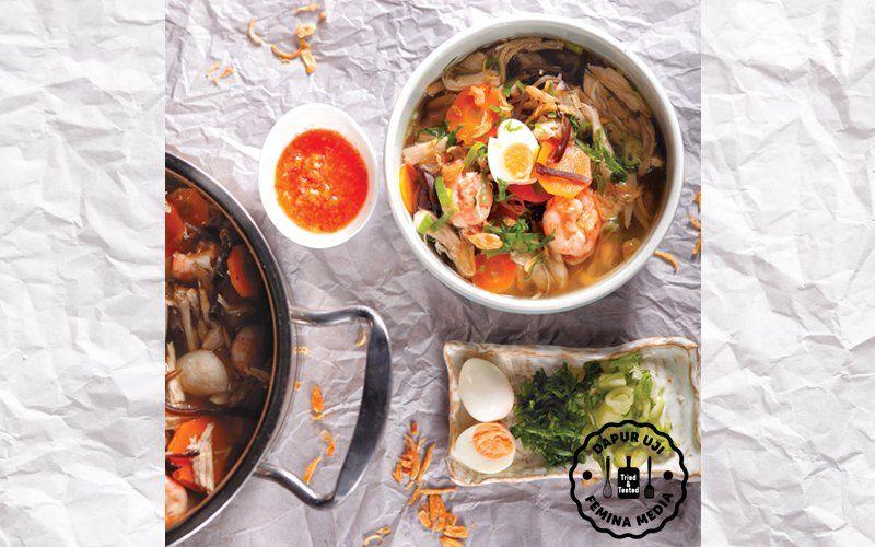 Resep Sup Kimlo Resep Sup Resep Makanan Sehat Masakan Simpel