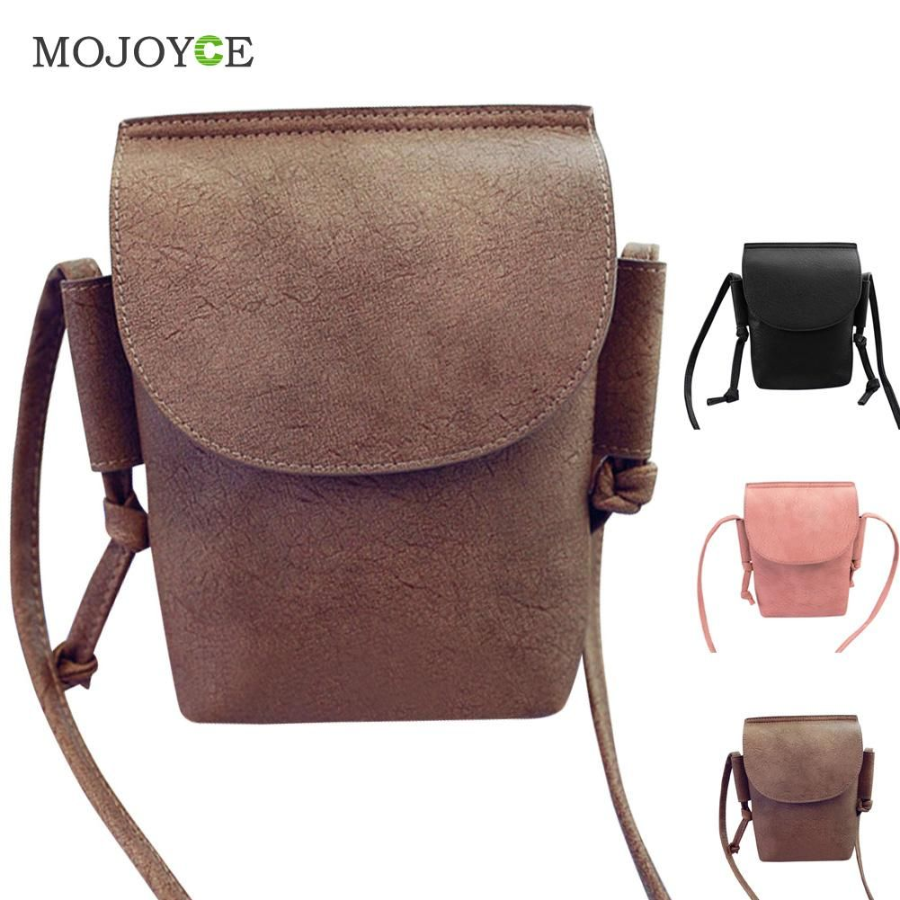 36064c7d57a7 MOJOYCE Mini Women Bag PU Leather Handbag Crossbody Shoulder Women  Messenger Bag Tote Satchel Handbags Clutch