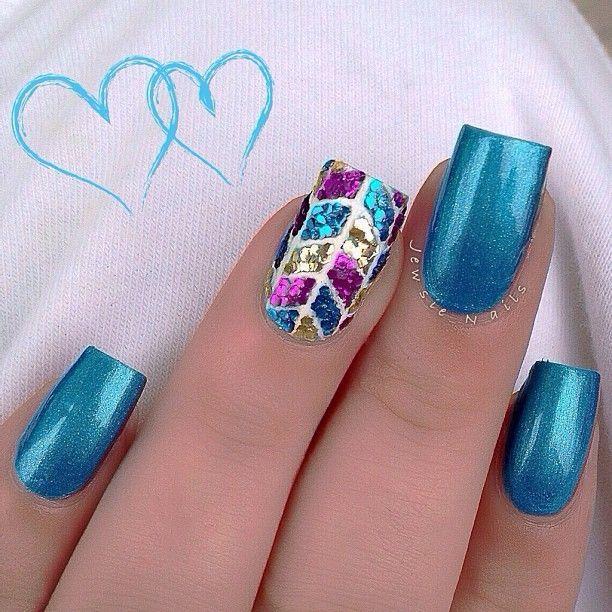 Instagram photo by jewsie_nails #nail #nails #nailart | Nail Polish ...