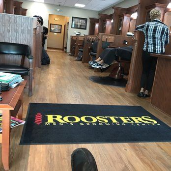 Roosters Men S Grooming Center Is The Leading Hair Salon Which Was Established In 1999 To Serve The Gentlemen O Hair Salon Names Haircut Prices Mens Hair Salon