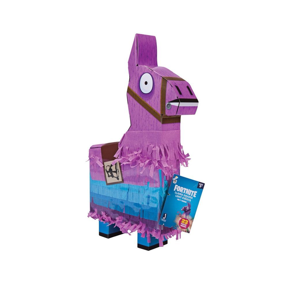Exclusive Fortnite Llama Drama Loot Pinata Set Fortnite