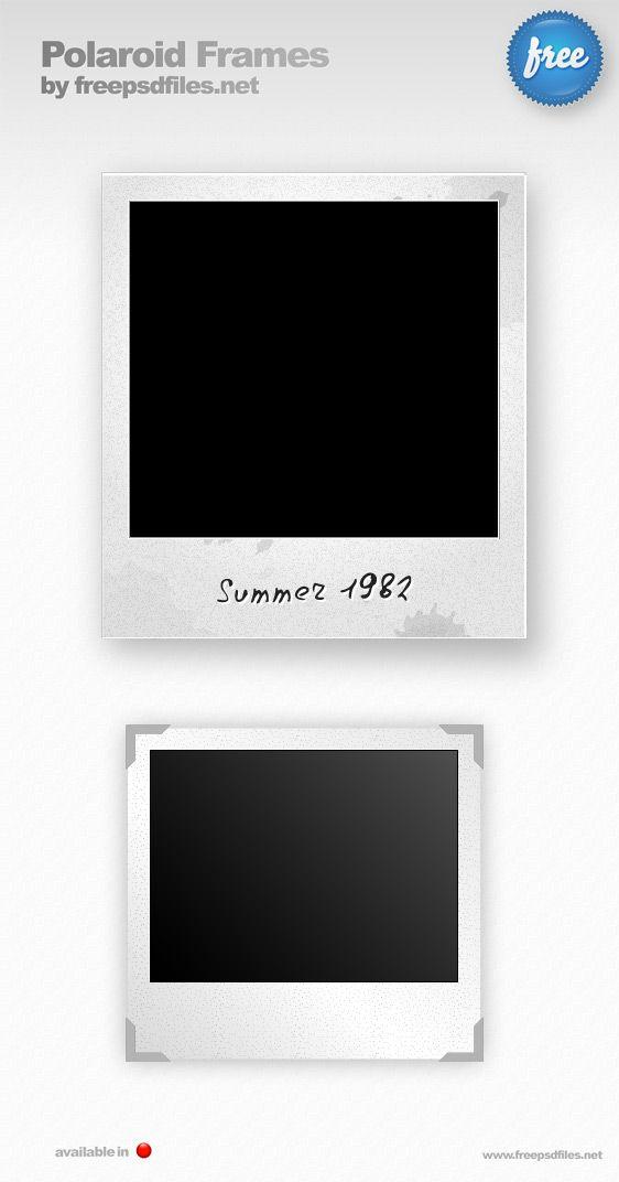 cafefiles-1navernet shop logo branding Pinterest Psd - polaroid template