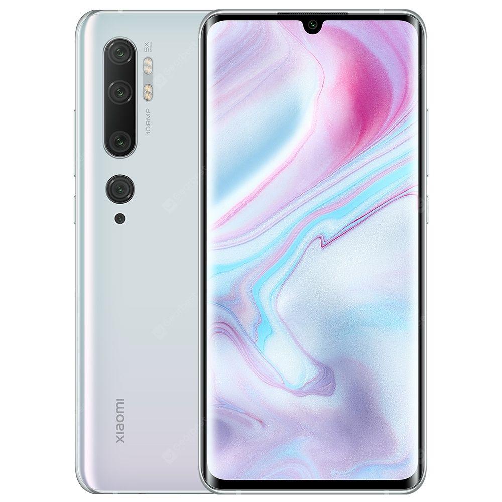 Xiaomi Mi Note 10 Cc9 Pro 108mp Penta Camera Mobile Phone Global