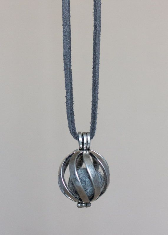 Essential Oil Diffuser Necklace for Aromatherapy. Simple, casual, fun and functional!