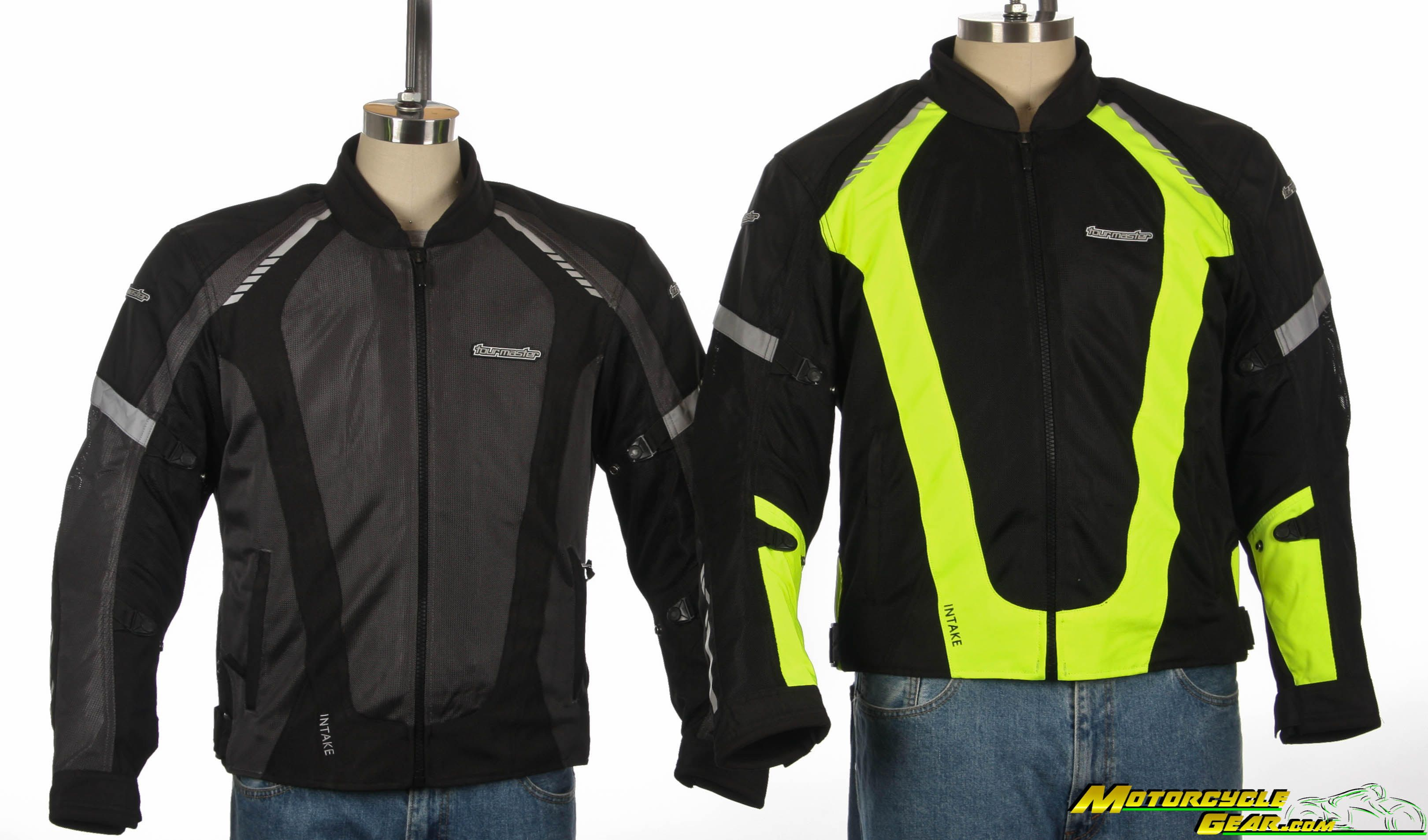 The Intake Air 5.0 jacket from Tour Master is a great