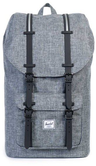 fbc5bf4da807 Men s Herschel Supply Co.  Little America  Backpack - Grey