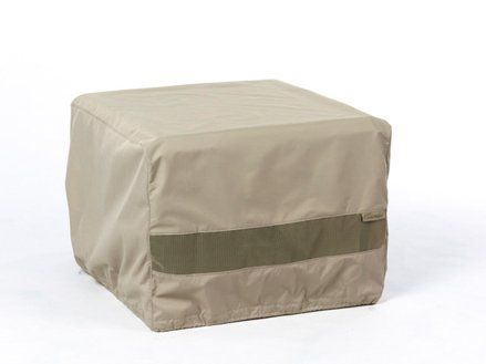 CoverMates – Square Ottoman Cover – 30W x 30D x 18H – Elite ...