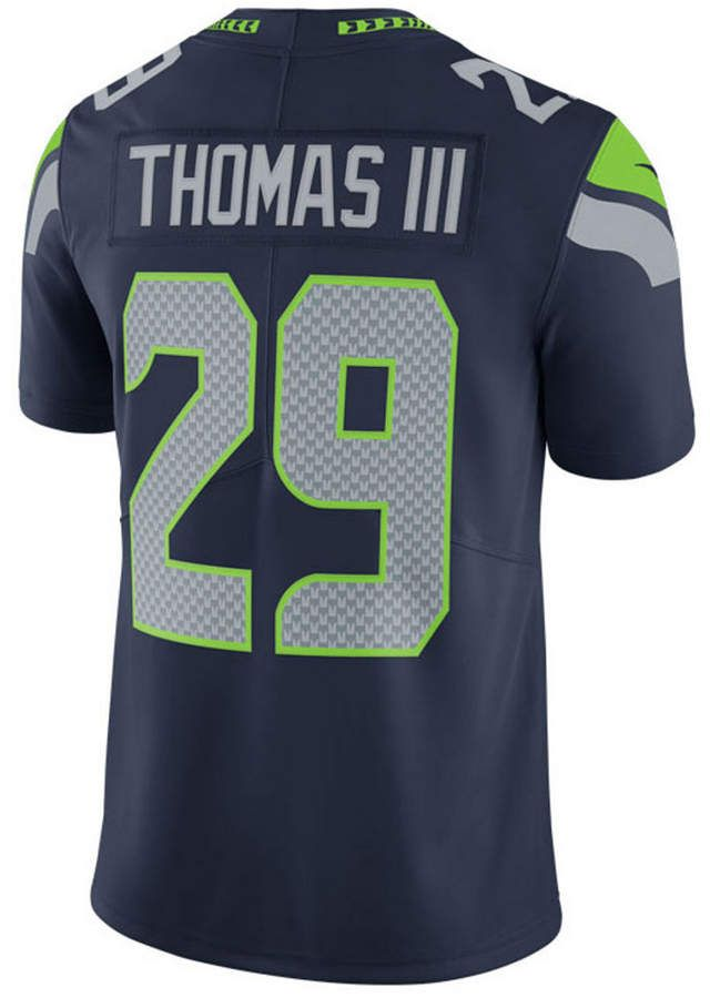6f6d855434c Nike Men s Earl Thomas Seattle Seahawks Nfl Men s Vapor Untouchable Limited  Jersey