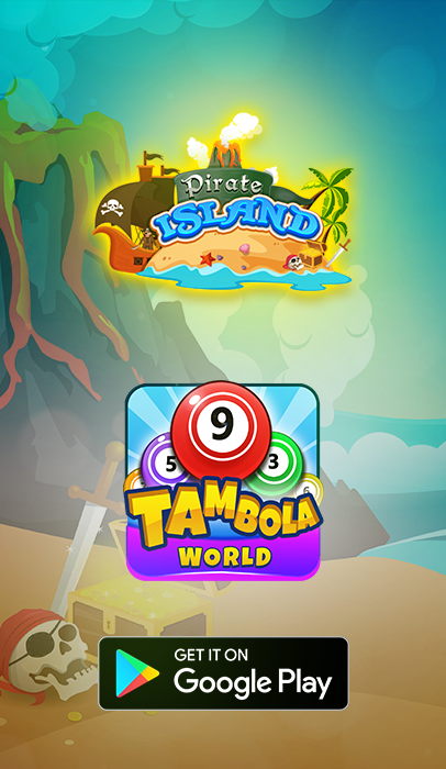 Tambola World game consisting of 3 different worlds.