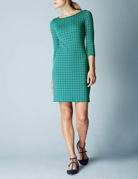 625f2938 Jacquard Knitted Tunic Dress WW005 Dresses at Boden | My Stitch Fix ...