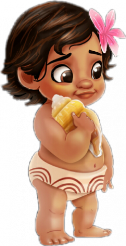 Popular And Trending Stickers Baby Moana Png Png Download Moana Drawing Moana Movie Disney Moana