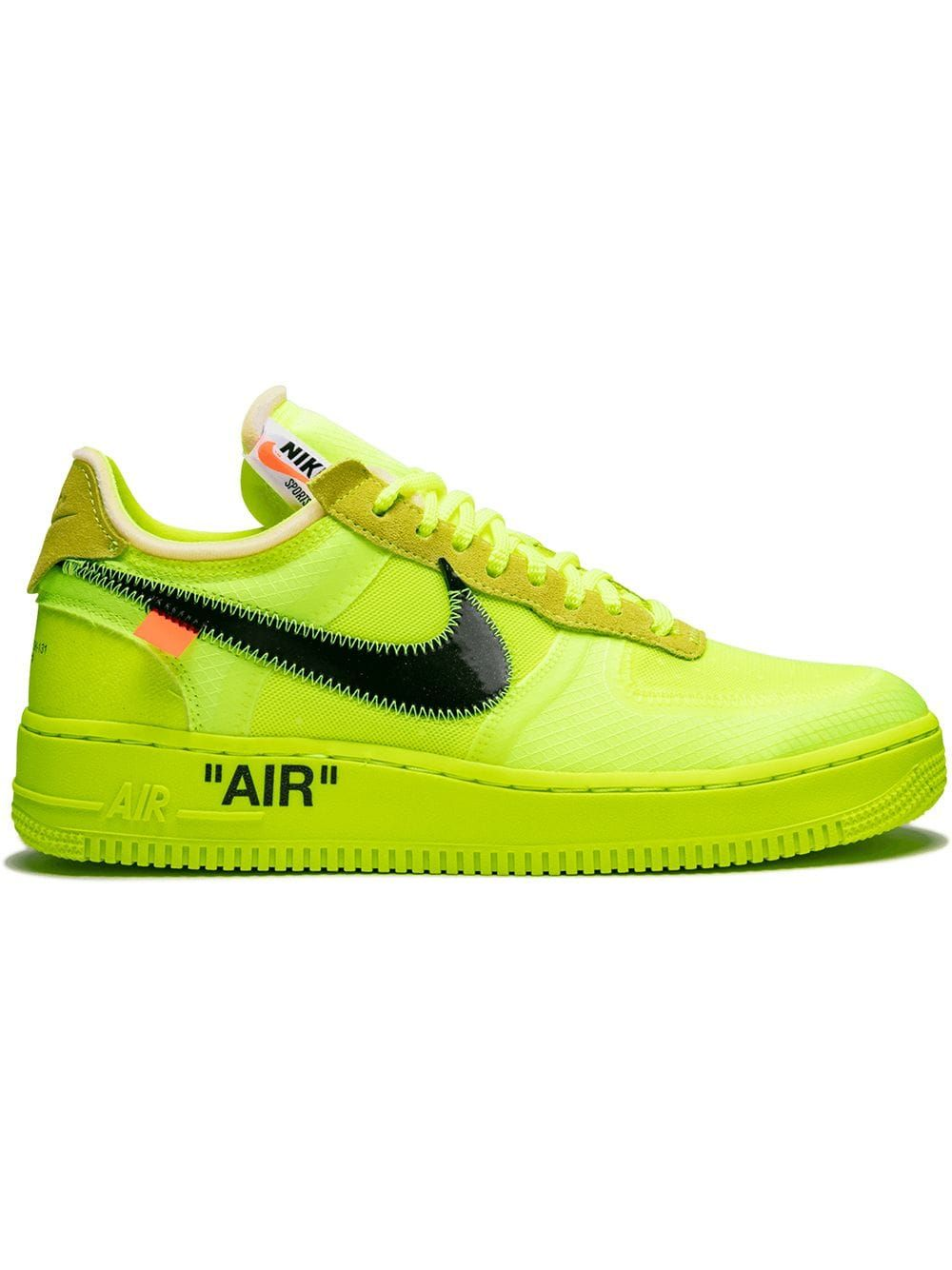 Nike The 10: Nike Air Force 1 Low Green | Nike air force