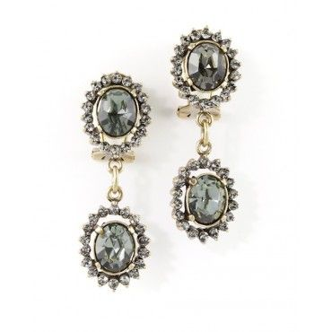 """Champagne Cocktail"" Earring 