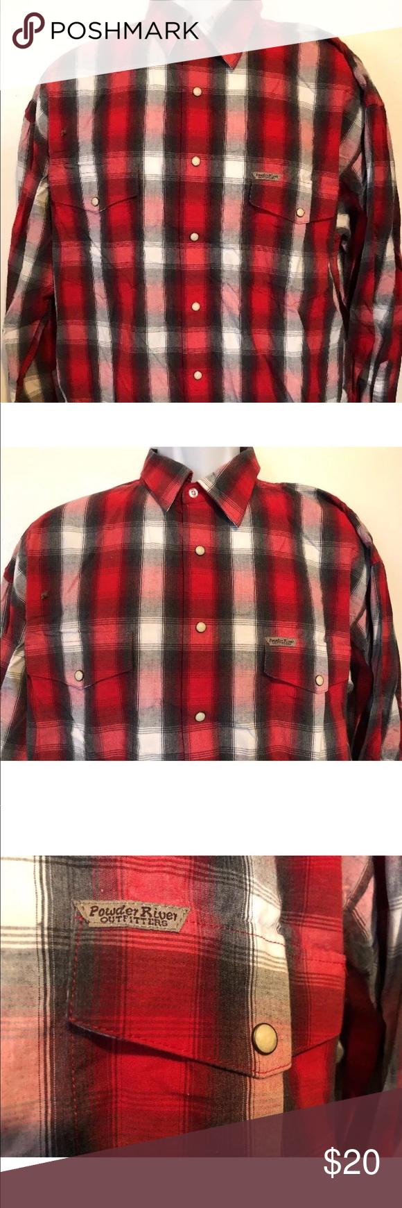 b1dcc43a Clench Mens Buffalo Plaid Flannel Shirt | Top Mode Depot