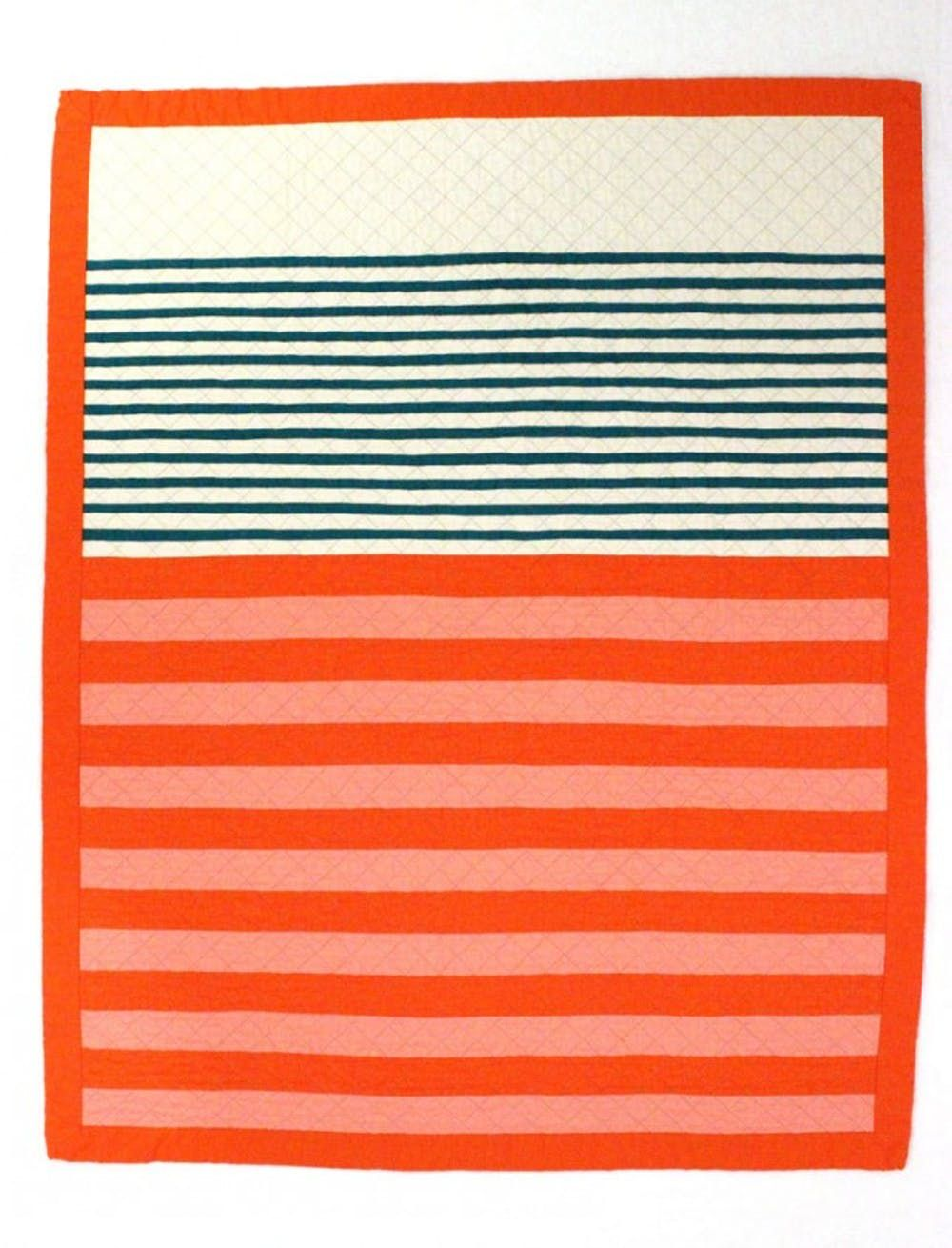 Get Cozy! 21 Modern Quilts You'll Love #modernquiltingdesigns
