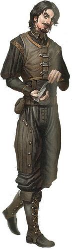 m Rogue Thief D&D pathfinder (sm)