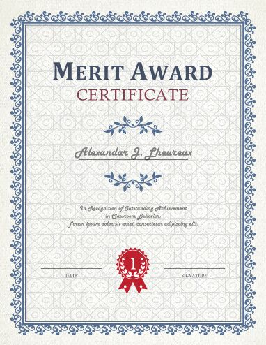 Free Certificate Template by Hloom So true Pinterest - samples certificate