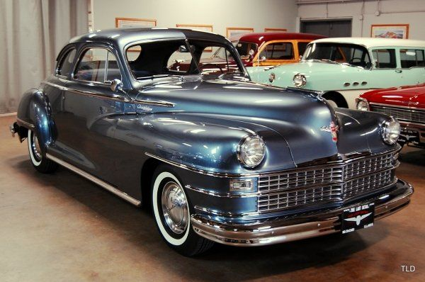 1947 Chrysler Windsor Coupe Chrysler Windsor Chrysler Chrysler