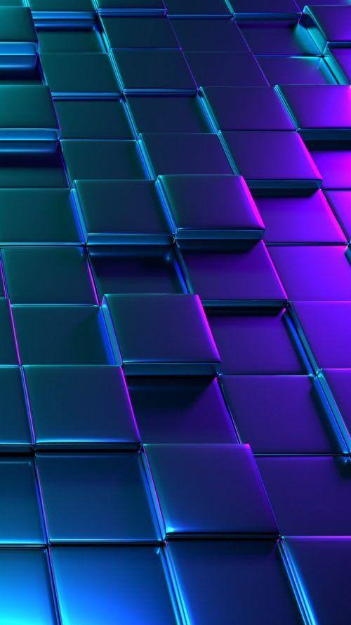 3d Block Patterns Wallpaper For Smartphone Screen In 2020 Phone Wallpaper Images Android Wallpaper Phone Wallpaper