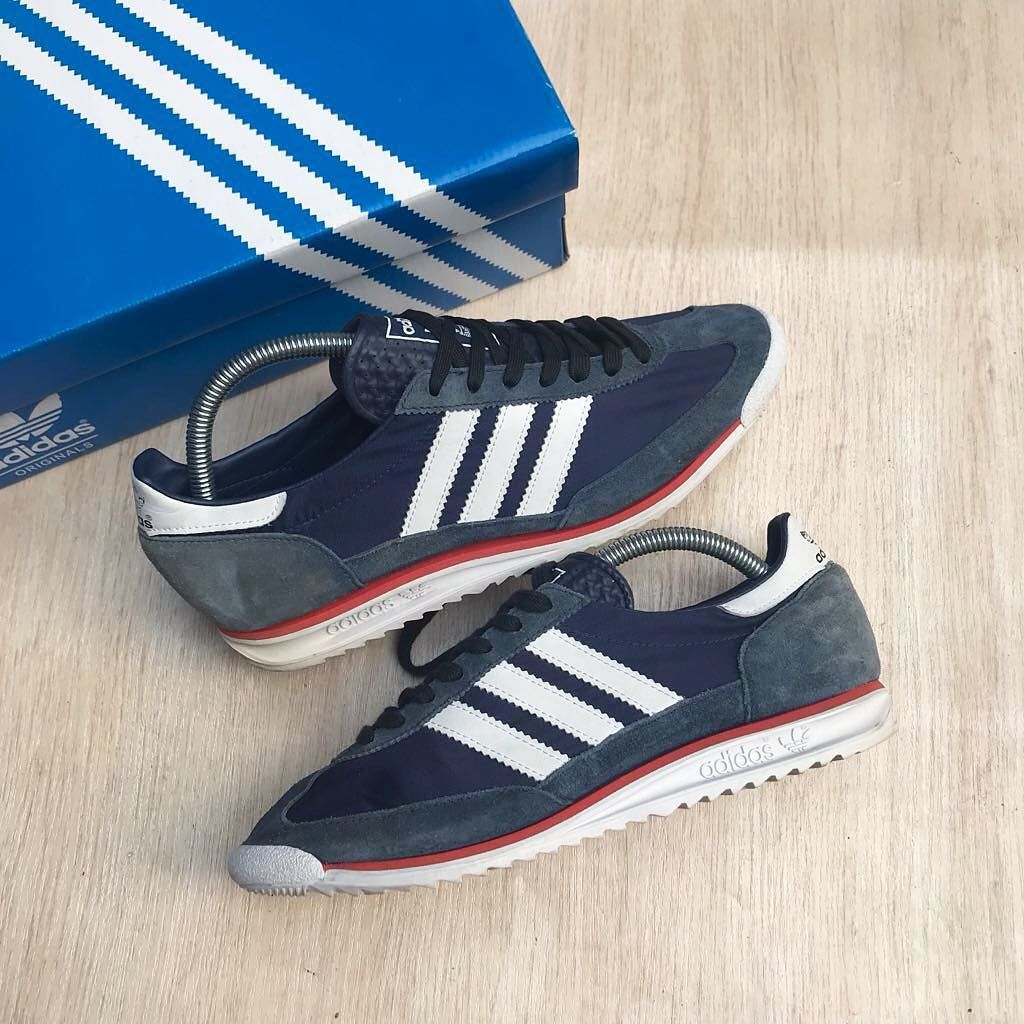 Sl72 Navy Size 42 Made In Indonesia 95 Used Idr 850k