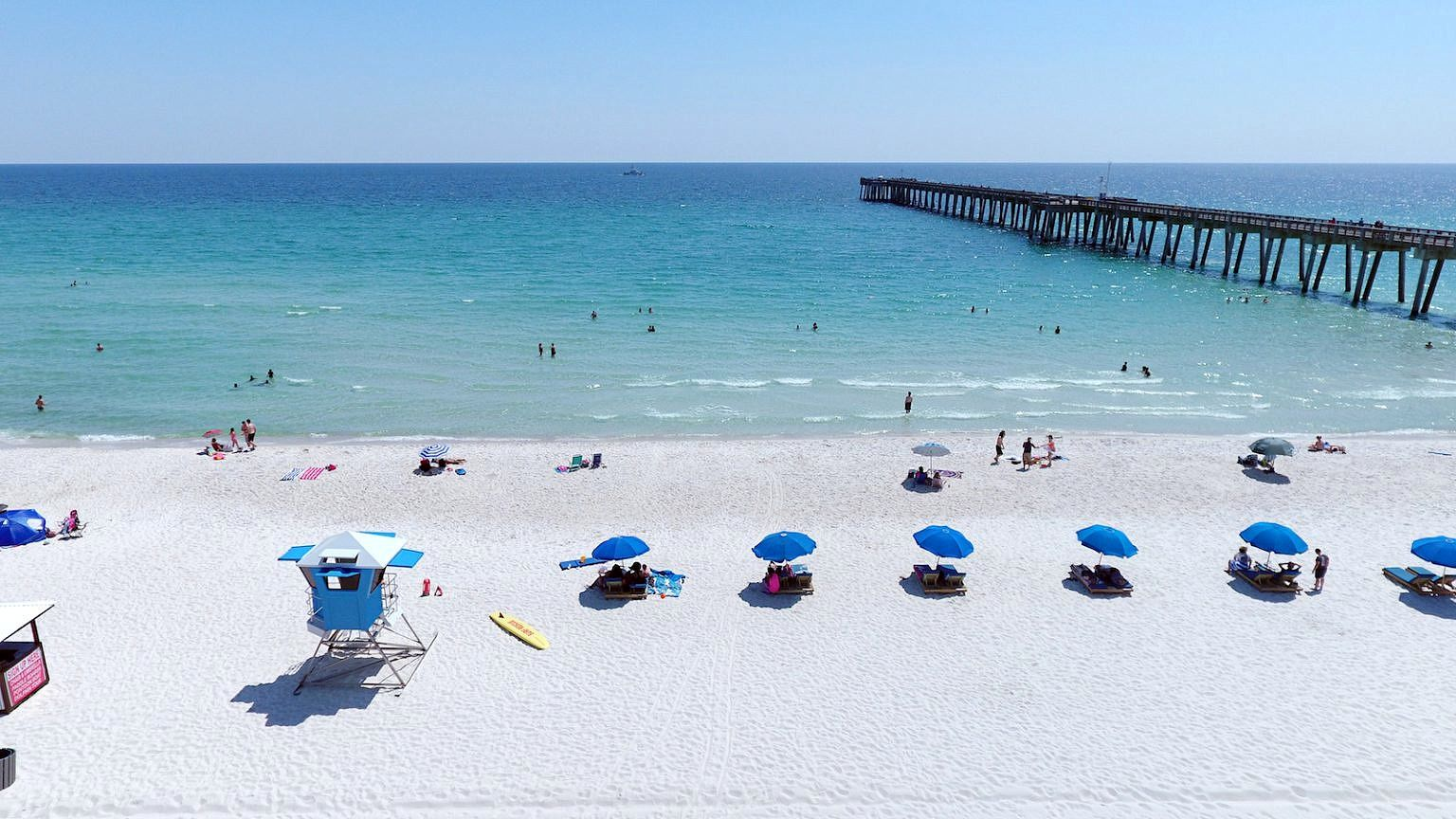 White Sand Clear Waters 72 Hours In Panama City Beach In 2021 Panama City Panama City Beach Panama City Beach
