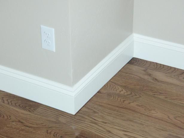 Simple Baseboard Trim Ideas Simple Interior Door Trim