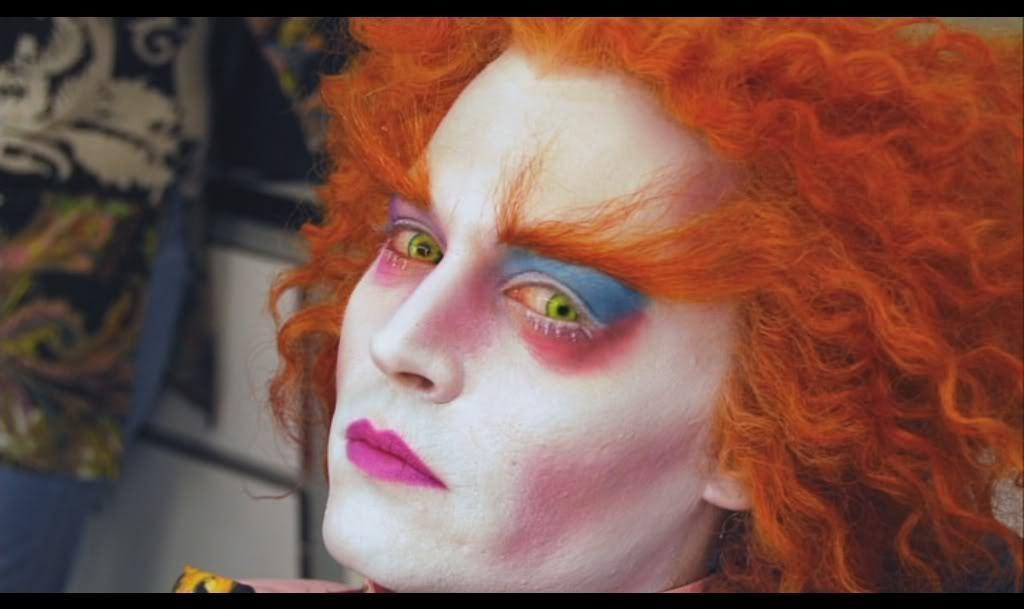 Mad Hatter Makeup Wonderland Pinterest Mad Hatter Makeup