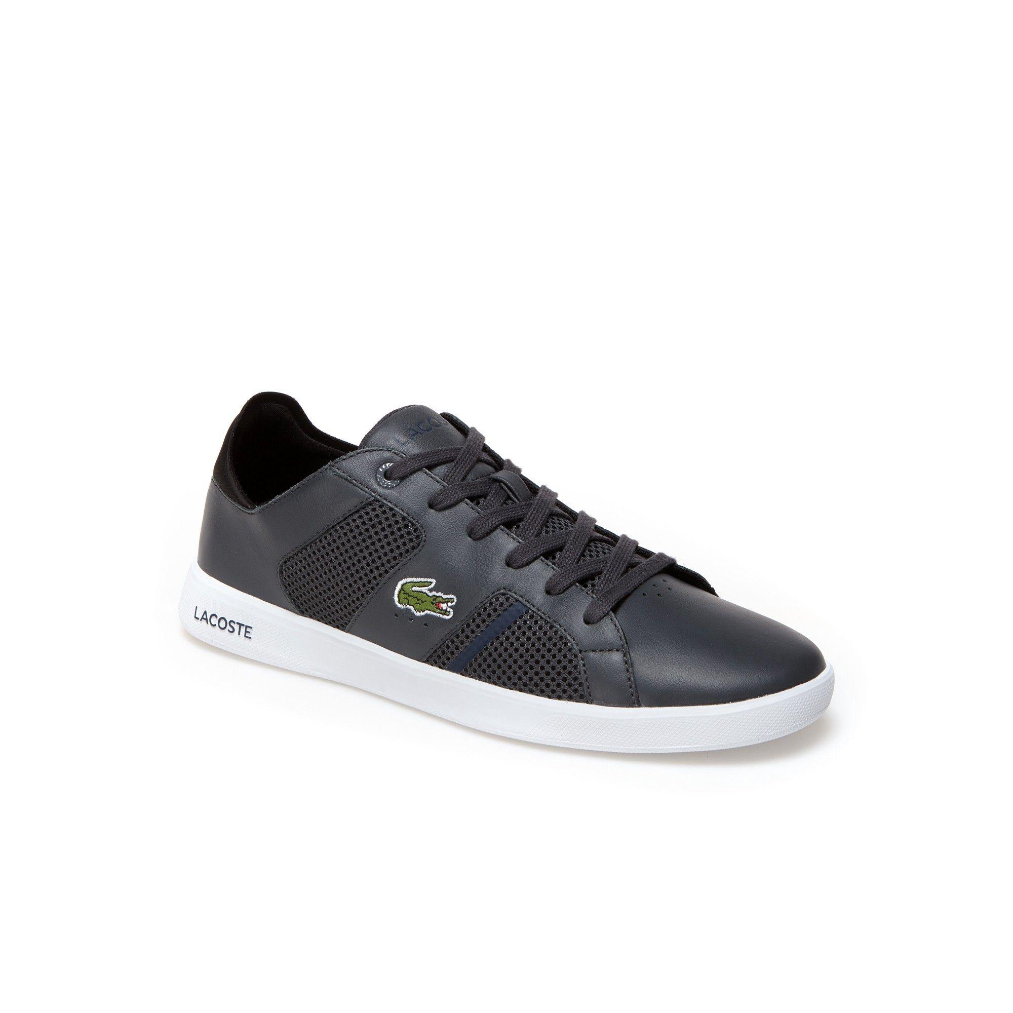 6a7f87feb LACOSTE Men s Novas CT Leather Trainers.  lacoste  shoes