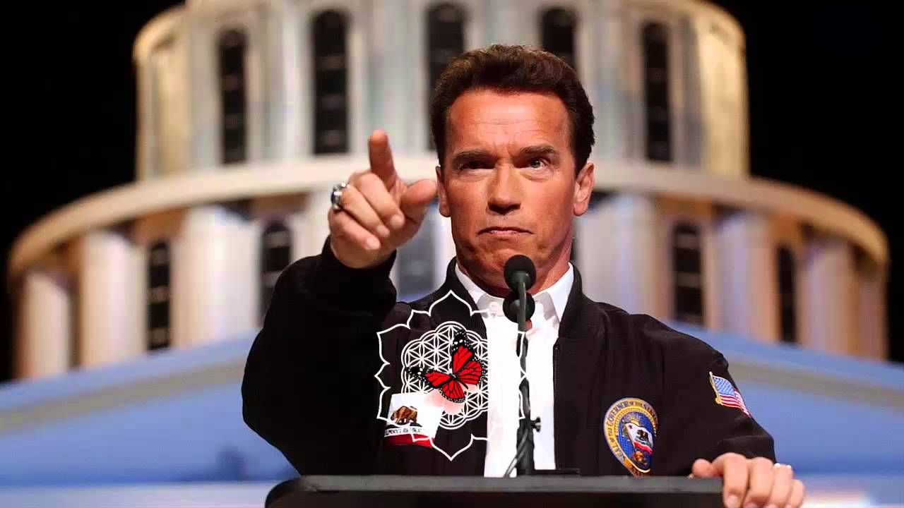 Arnold Schwarzenegger S 6 Rules Of Success Shut Up And Squat