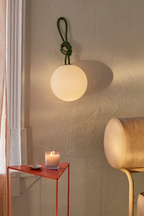 Fatboy Bolleke Rechargeable Hanging Lamp Lamp Design Hanging Lamp Outdoor Lamp